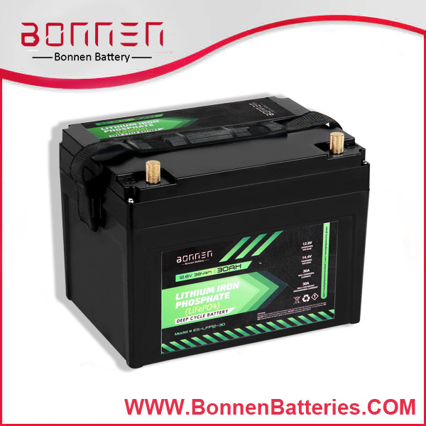 12V 30AH lithium ion battery