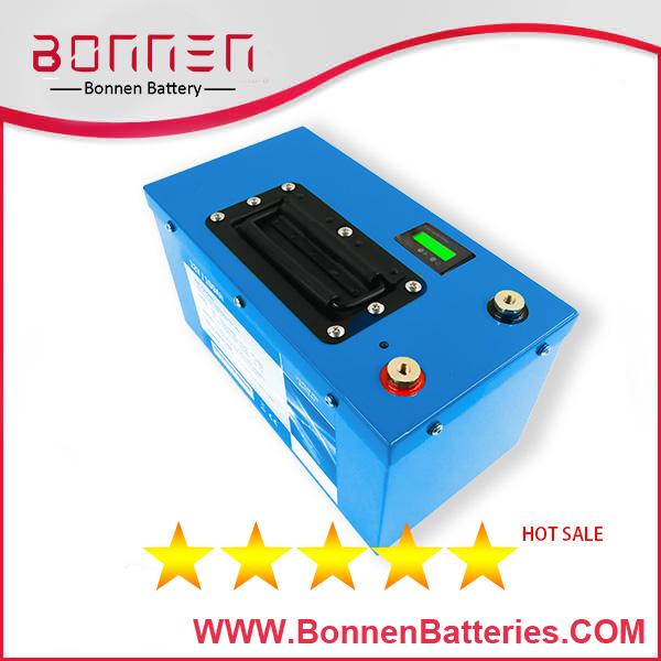 12V 100AH lithium ion battery