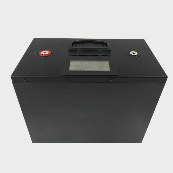 12V Cavaran Lithium Battery