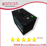 RV battery 12V 100AH
