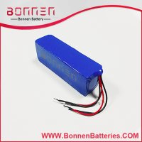 12V 20AH lithium battery pack with PVC