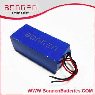 12V 40AH lithium battery pack with PVC