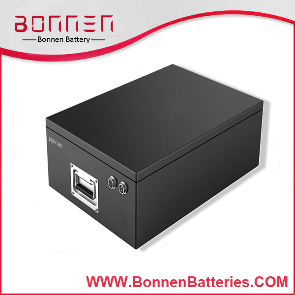 72V 75AH Lithium Ion Battery for E-mobility Golf Cart