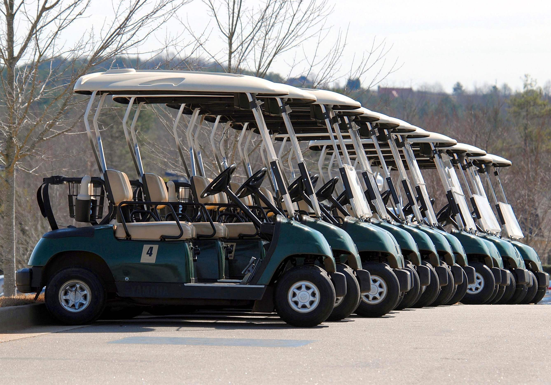 golf cart application