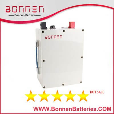 RV lithium battery-12V 100AH