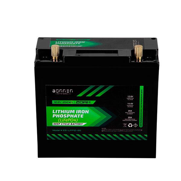 12V20AH lithium battery