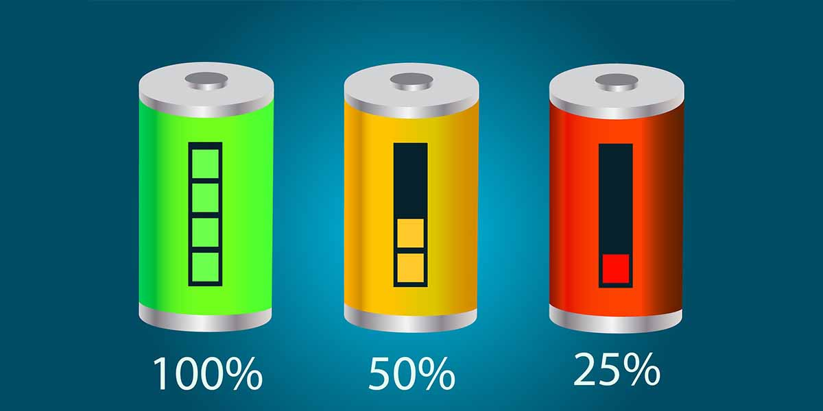 Lithium-ion Battery Charging Process