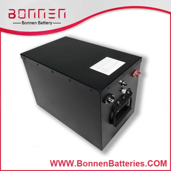 24V 50AH Custom Battery Packs