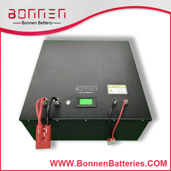 48V 200AH Custom Battery Packs for Golf Cart