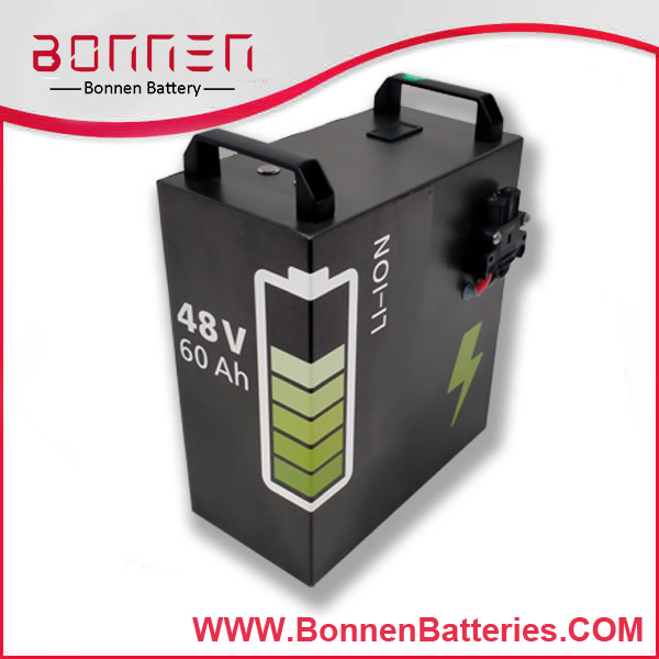 48V 60AH Custom Battery Packs