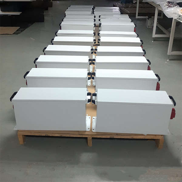 6KWH Custom Battery Packs for Marine, Yacht, Boat