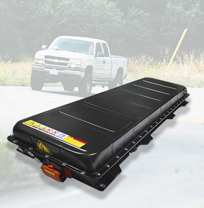 pickup truck lithium battery from Bonnen