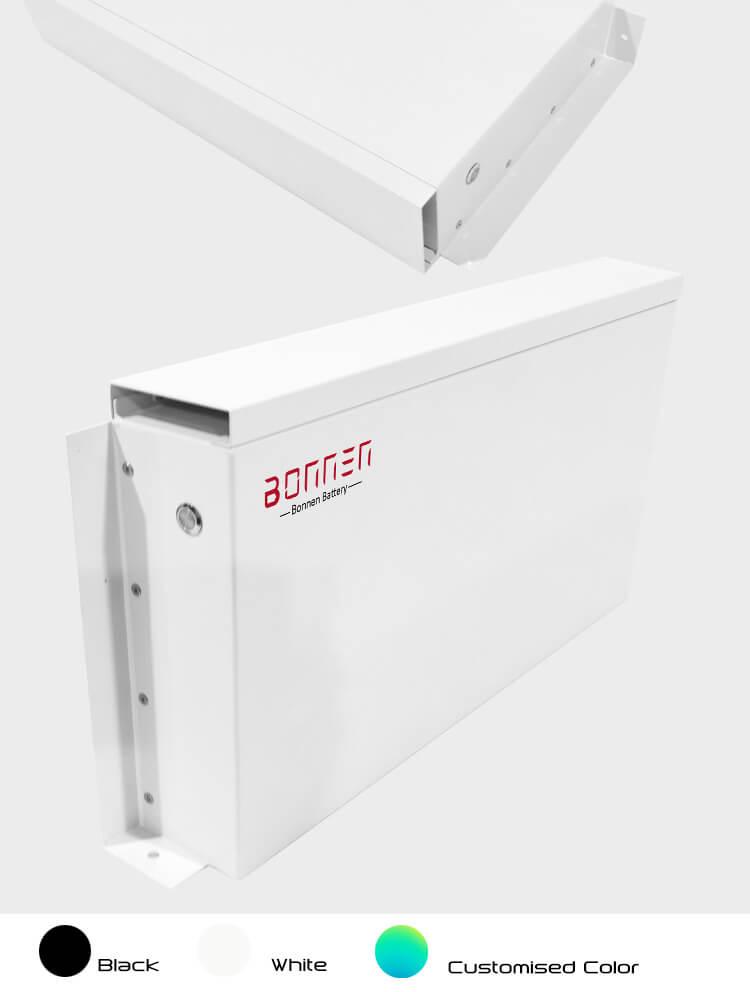 12V 24V slimline lithium ion battery from Bonnen