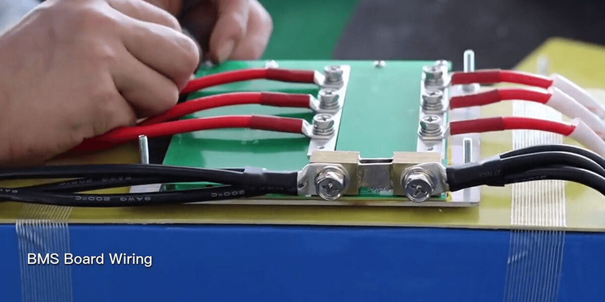 Custom Lithium Battery Pack Production Process --BMS