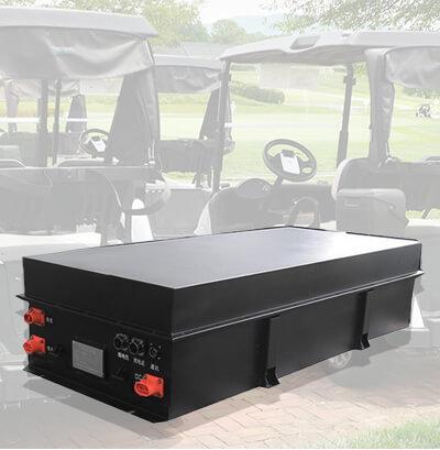 golf cart lithium battery from Bonnen