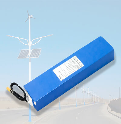 street light lithium battery from Bonnen