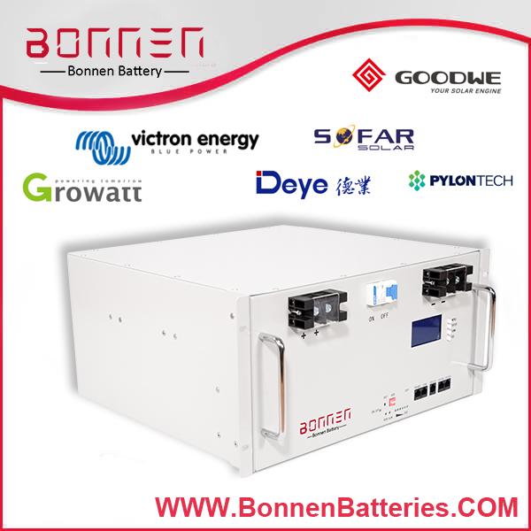 48V Lithium Ion Battery 150Ah for Solar/Home/Telecom Storage