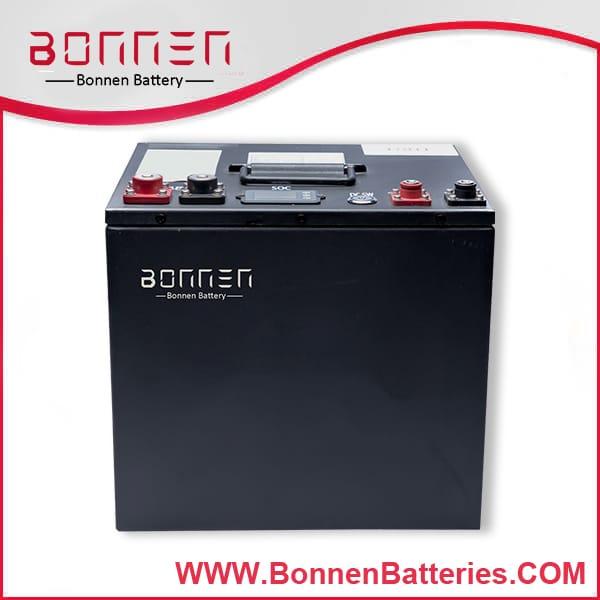48V 60AH Custom Battery Packs for Golf Cart