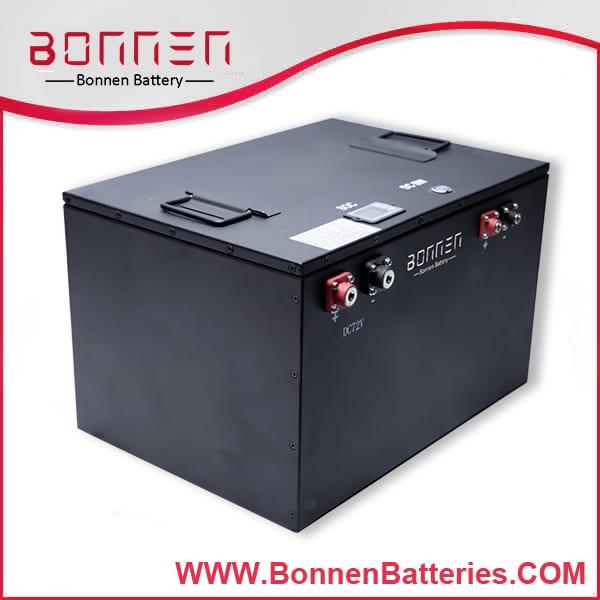 72V 100AH Custom Battery Packs for Golf Cart