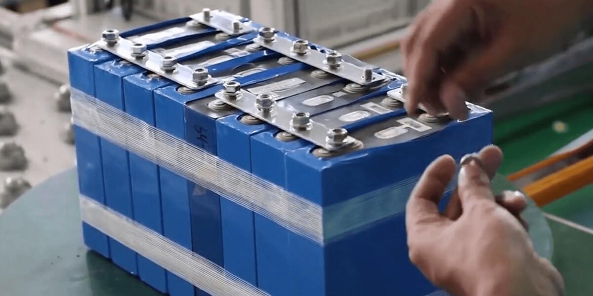 Custom Lithium Battery Pack Production Process of Bonnen Battery